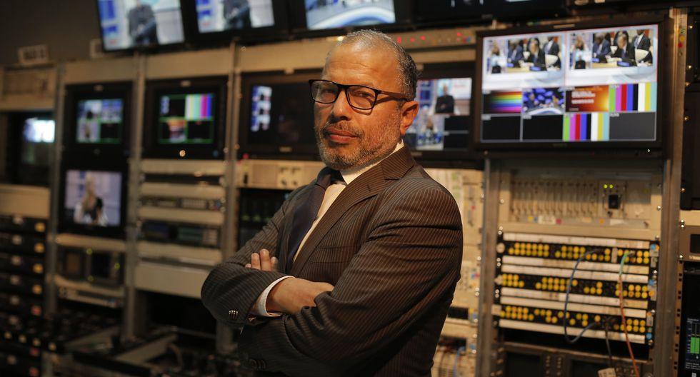 Hugo Coya fue separado del cargo de Presidente ejecutivo del IRTP. Foto: GEC