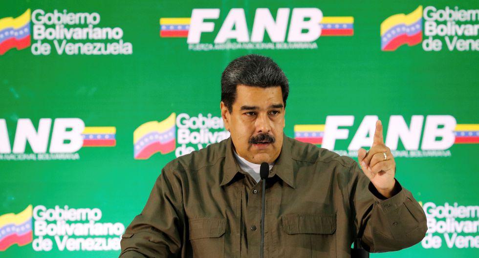 El sábado pasado explotaron dos drones en un acto que encabezaba Maduro y el gobernante ha dicho que se trató de un atentado en su contra. (Foto: Reuters)