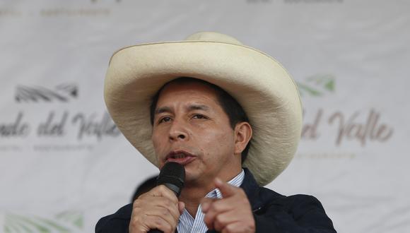 El presidente electo Pedro Castillo realizará su primer mensaje a la Nación este miércoles 28 de julio. (Foto: Cesar Campos Medina / @photo.gec)