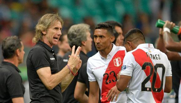 El Paraguay vs. Perú se jugará en Asunción a las 19:30 hora local. (Foto: AFP)