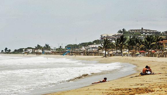 Playas del norte. (Foto: GEC)