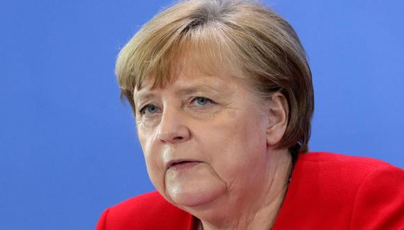 Angela Merkel, canciller de Alemania. (Foto: Difusión)