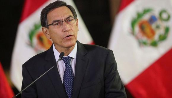 Martín Vizcarra. (Foto: Difusión)