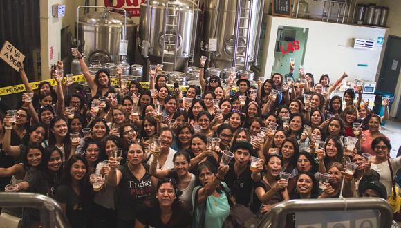 Cien mujeres se dieron cita al evento de networking el sábado pasado.