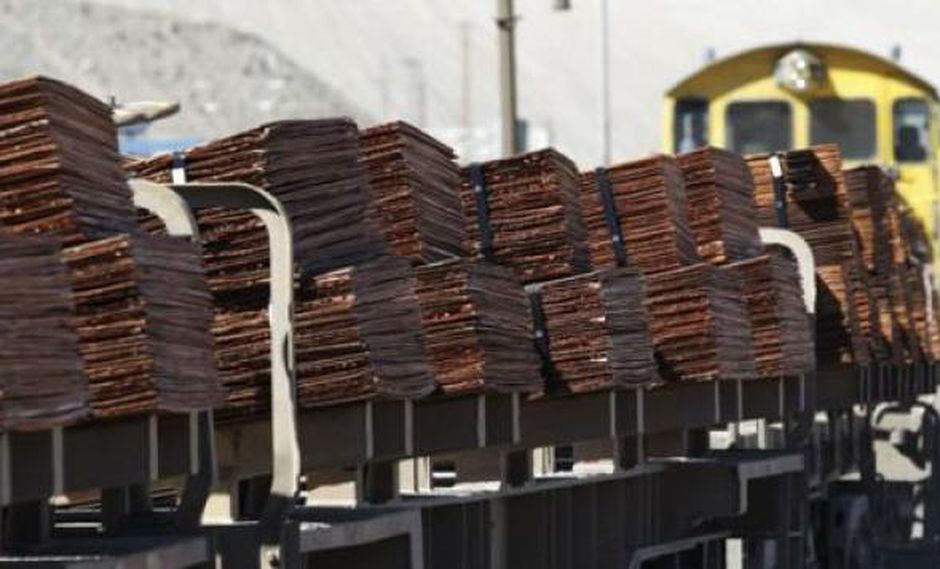 El cobre a tres meses en la Bolsa de Metales de Londres perdía un 0.51% a  US$ 5,815 por tonelada. (Foto: Reuters)