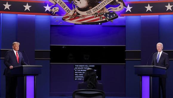 La votación anticipada, tanto por correo como en persona, ha alcanzado cifras récord, con los estadounidenses animados por una elección muy significativa, pero también preocupados por el hacinamiento en centros de votación durante la pandemia del coronavirus. (Foto: EFE / EPA / Chip Somodevilla / POOL).
