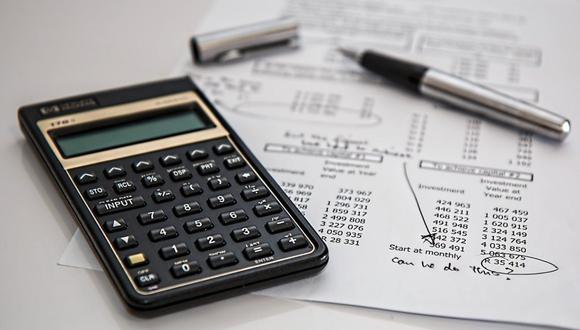 Finanzas personales. (Foto: Pixabay)