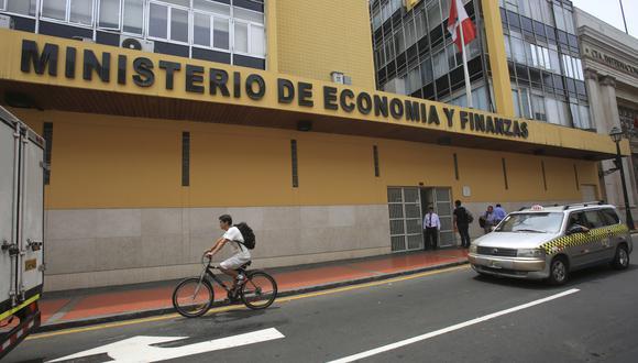El Ministerio de Economía y Finanzas contará con dos representantes en la CAMI. (Foto: USI)