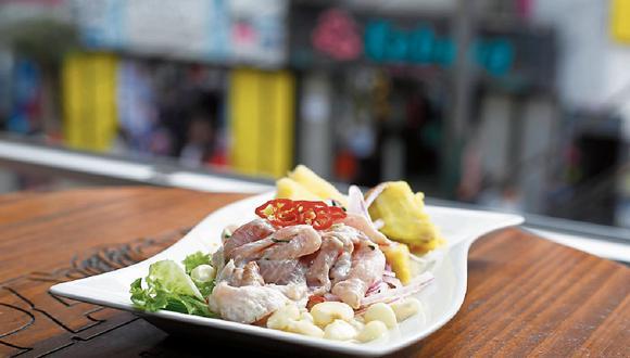 Sin variación. Precio del plato emblemático se mantendría estable, en S/ 35 en promedio,  pese a cero rentabilidad de restaurantes marinos, señalaron. (Foto: GEC)