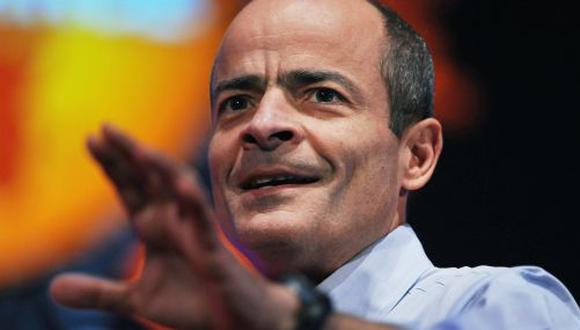 Carlos Brito, CEO de Anheuser-Busch InBev NV. (Foto: Bloomberg)