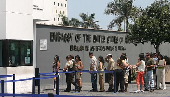 El haber tenido una visa B1/B2 o B2 no garantiza automáticamente la renovación, dice la Embajada de EEUU en Lima. (USI)