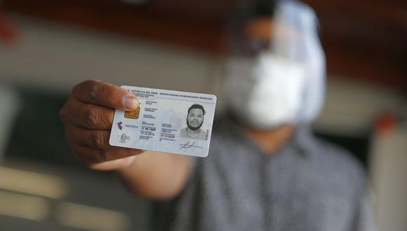 La Cuenta DNI podrá ser utilizada por las entidades públicas para pagos, devoluciones o transferencias a los ciudadanos. (Foto: Mario Zapata / GEC)