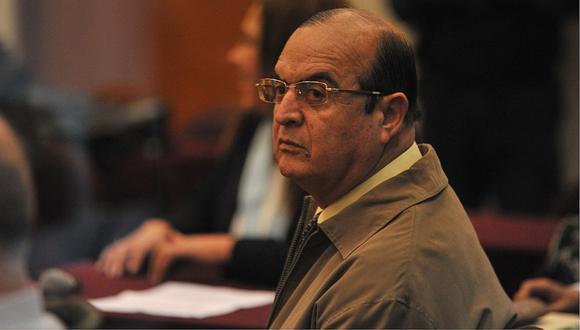 Vladimiro Montesinos realizó una serie de llamadas en el marco de la segunda vuelta de las Elecciones 2021. (Foto: GEC)