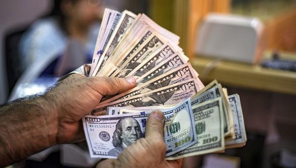 El dólar se vendía en S/ 3.60 en las casas de cambio en horas de la mañana del martes. (Foto: AFP)