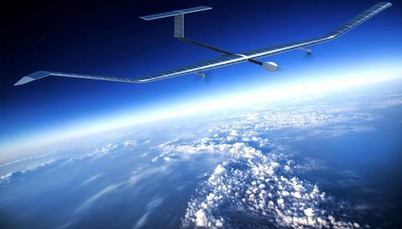 El dron más autónomo del mundo es capaz de volar durante 25 días
