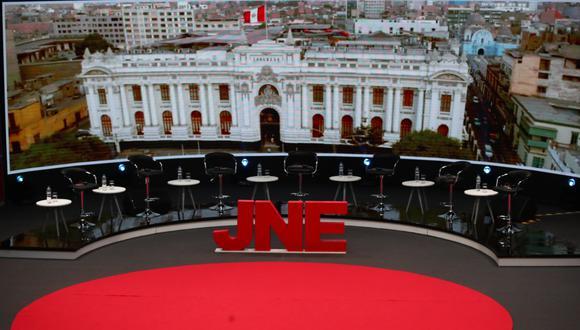 Este jueves 16 se llevará a cabo el segundo debate de candidatos al Congreso organizado por el JNE. (Foto: GEC)