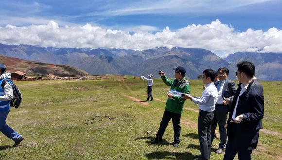 Construcción del AICC en Cusco avanza con la asesoría técnica del Gobierno de Corea. (Foto: Andina)
