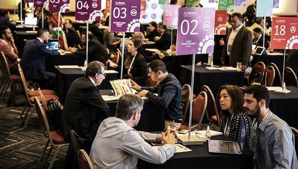 Emprendedores peruanos tendrán la oportunidad de contactarse con más de 100 empresarios de más de 15 países.