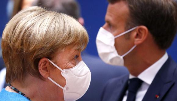 La UE ha sido un gran promotor de las iniciativas mundiales para asegurar vacunas para todos. (Foto: FRANCOIS LENOIR / POOL / AFP).
