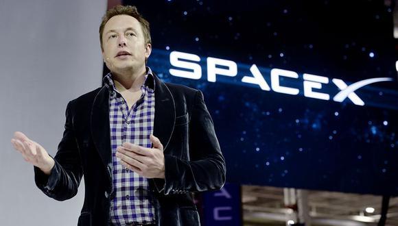 SpaceX, la firma de Elon Musk, fue valorizada en US$ 74,000 millones. (Foto: Getty Imagen)