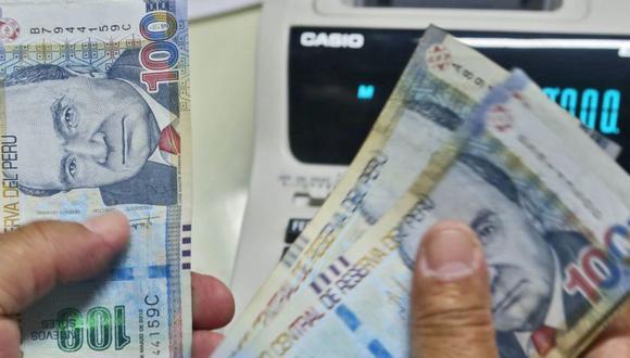 Todos los trabajadores del sector privado cobrarán utilidades, menos los independientes y los practicantes. (Foto: Andina)