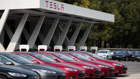 Tesla, la empresa de Elon Musk, está presente en la ciudad china de Shanghái. (Foto: Getty Images)