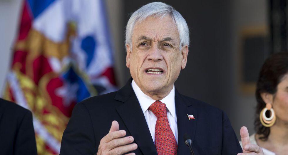 El presidente de Chile, Sebastián Piñera. (Archivo / AFP)