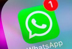 """WhatsApp: qué pasos seguir para volver a marcar un mensaje como """"no leído"""""""