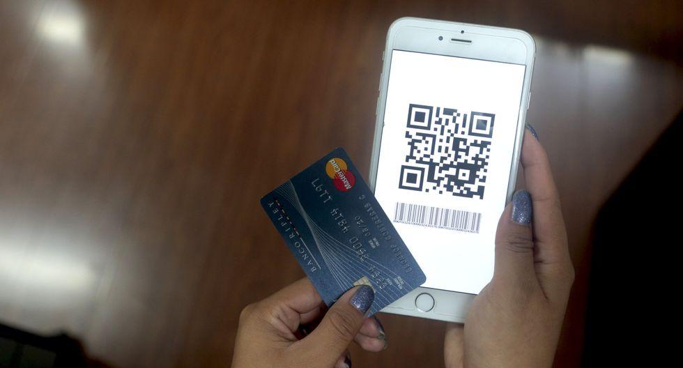Los pagos con códigos QR podrán realizarse desde billeteras virtuales a través del servicio de Alignet. (Foto: GEC)