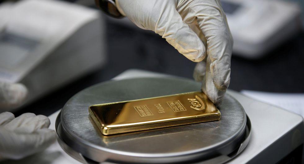 Los precios del oro subían el martes. (Foto: Reuters)