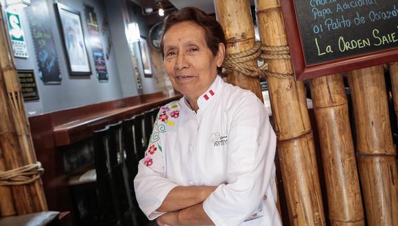 Inicios. Grimanesa Vargas llegó a Miraflores para trabajar como empleada del hogar. (Foto: Diana Chávez)
