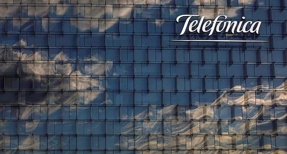 """El 13% del negocio de Telefónica está en """"Hispam Sur"""" y el 11.3% en el Norte."""