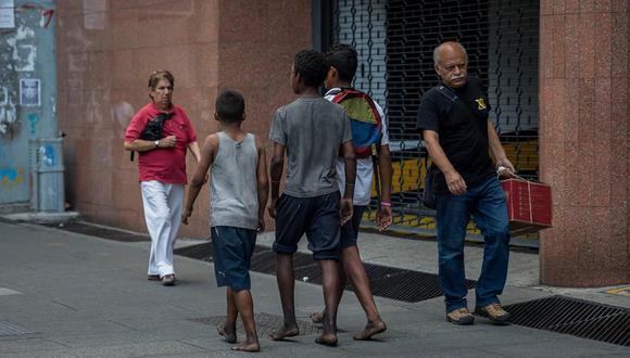 Cientos de miles de niños venezolanos esperan el reencuentro con sus padres. (Foto: EFE)