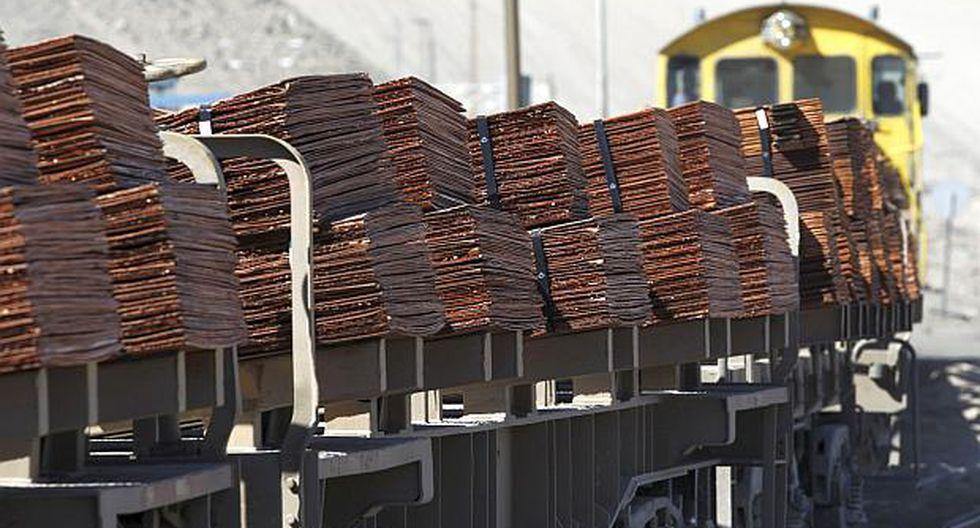 Anglo American dijo que su producción de cobre bajó un 13% en el cuarto trimestre. (Foto: Reuters)
