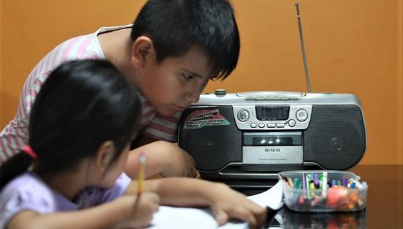 """Muchos estudiantes tienen dificultades para acceder a los contenidos del programa """"Aprendo en casa""""."""