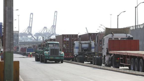 Los operadores se oponen al proyecto al considerar que encarece la cadena logística y hace perder competitividad. (Foto: GEC)