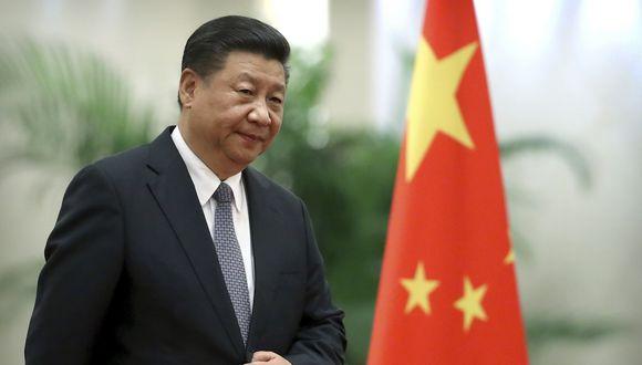 El presidente Xi Jinping se reunirá finales de noviembre con Donald Trump para lograr poner fin a las tensiones comerciales entre EE.UU. y China. (Foto: AP)