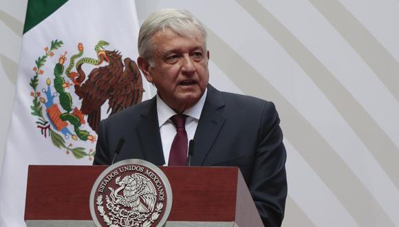 Andrés Manuel López Obrador. (Foto: AP)