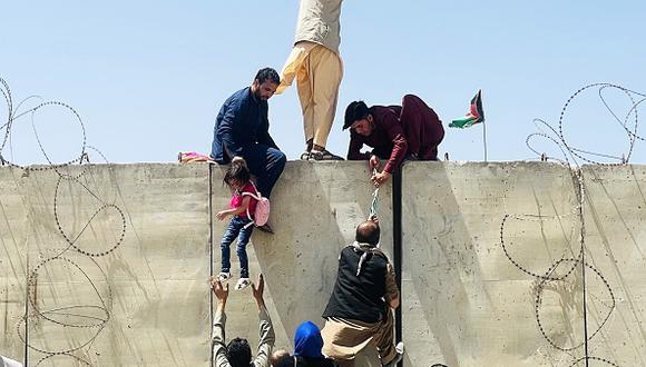 Los talibanes han vuelto a retomar su poderío en Afganistán y la violencia no ha demorado en hacer noticia (Photo by Haroon Sabawoon/Anadolu Agency via Getty Images)