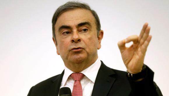 Carlos Ghosn. (Foto: Reuters)
