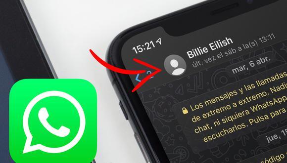 Conozca el truco para ocultar su foto de perfil y hora de última conexión solo a algunos contactos (Foto: Archivo GEC)