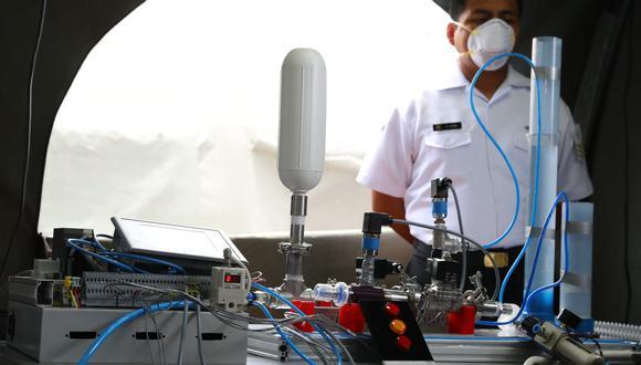 Se espera que al concurso se presenten propuestas para desarrollar respiradores artificiales, entre otros productos necesarios para afrontar la pandemia. (Foto: GEC)