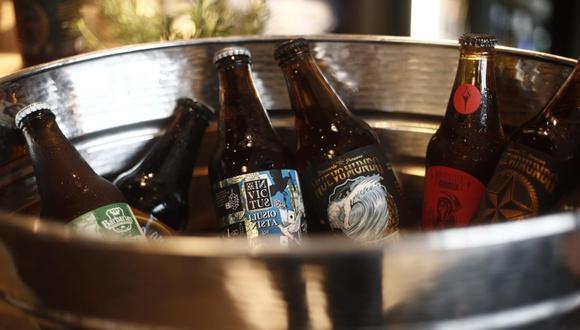 La UCAP espera que se supere la producción de 1.5 millones de litros de cerveza artesanal este año. (Foto: Renzo Salazar).