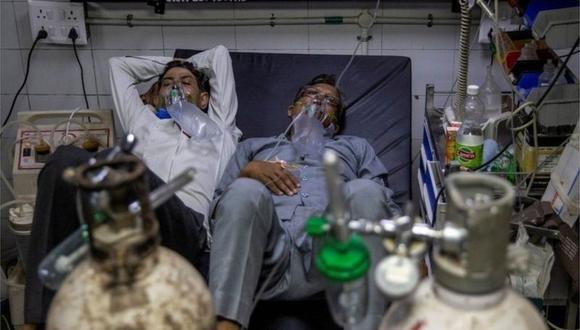Se cree que la variante Delta fue la que causó la segunda y devastadora ola de coronavirus en India. (Foto: Reuters).