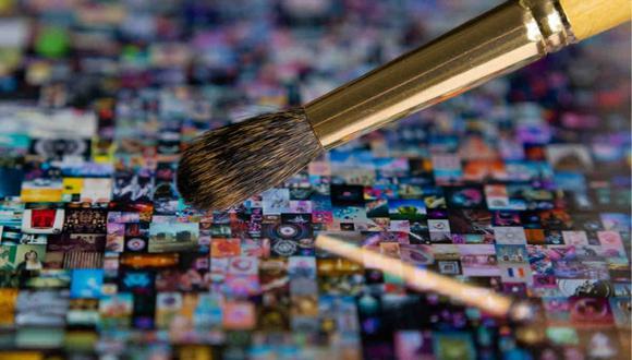 Arte digital, los NFT están en auge. (Foto: Pixabay)