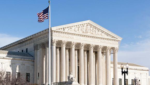 La vacante creada por la muerte de Ginsburg el viernes se ha convertido rápidamente en un grito de guerra para las elecciones de noviembre. (Foto: Corte Suprema )
