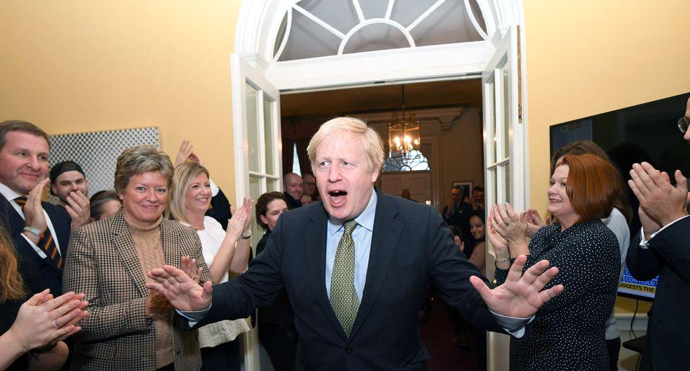 Fue la cuarta victoria electoral consecutiva de los conservadores, pero de lejos la más decisiva, ya que significó la peor derrota de los laboristas de Jeremy Corbyn desde 1935. Foto: Reuters