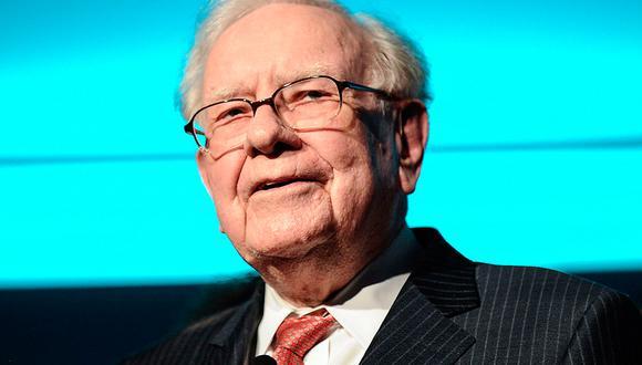 Warren Buffett . (Foto: Difusión)