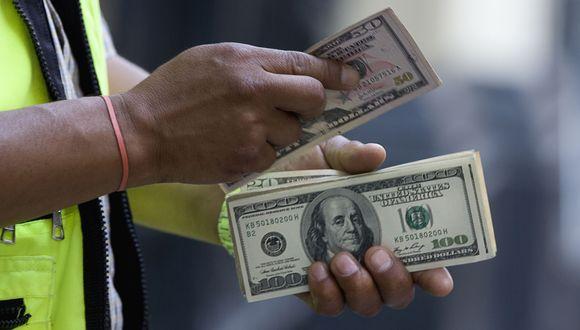 Precio del dólar en el Perú cerró al alza. (Foto: GEC)