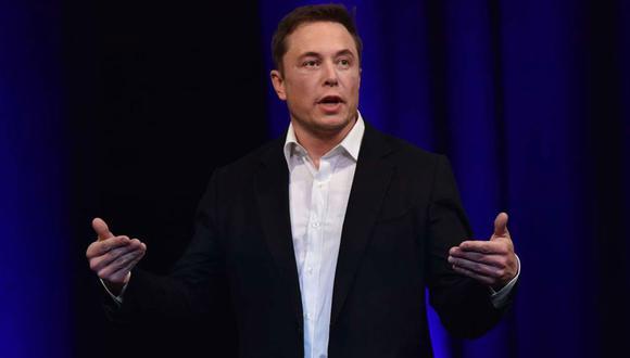 FOTO 9   Elon Musk. A la cabeza de Tesla y SpaceX, Musk es uno los mayores revolucionarios del mercado. Hace poco lanzó uno de sus autos al espacio, y el extravagante empresario parece que no se detendrá. (Foto: AFP)